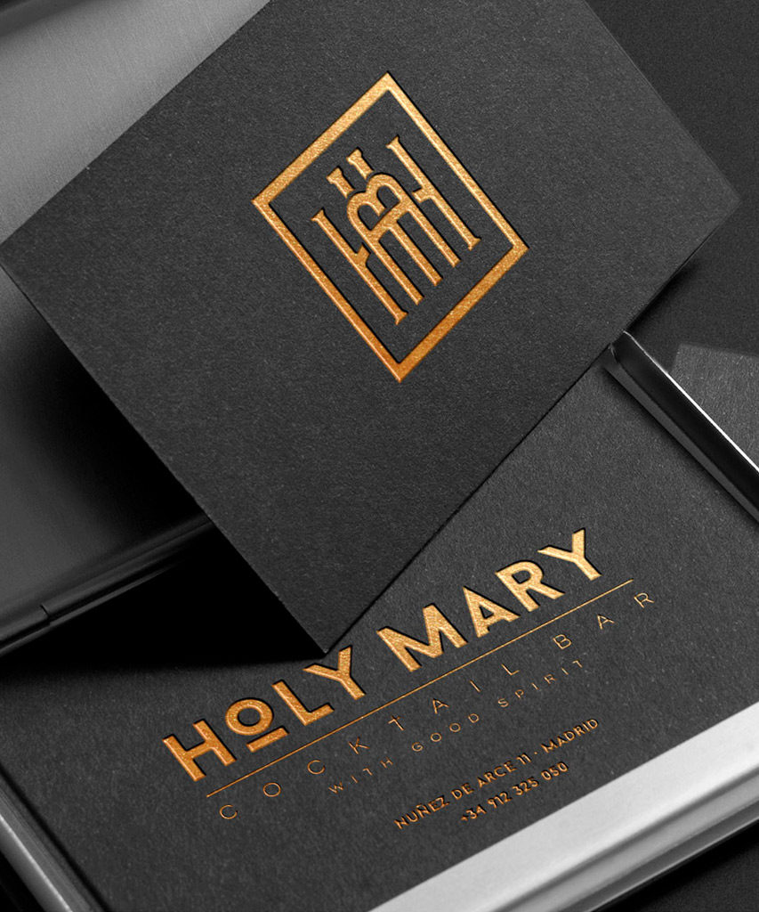 HOLY MARY BAR