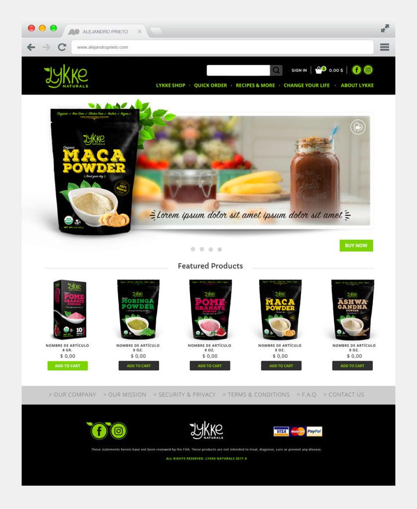 LYKKE WEB